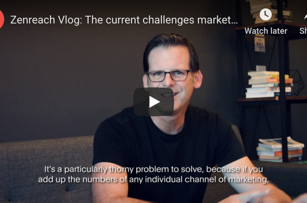 challenges marketers face