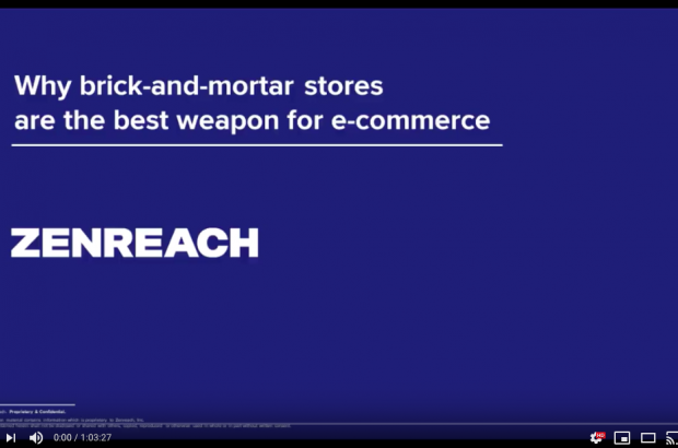 AdAge Zenreach brick-and-mortar best weapon for e-commerce digital marketing